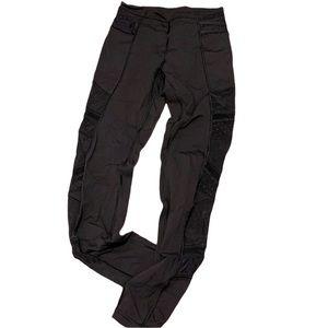 RARE lululemon Mesh Luxtreme tights